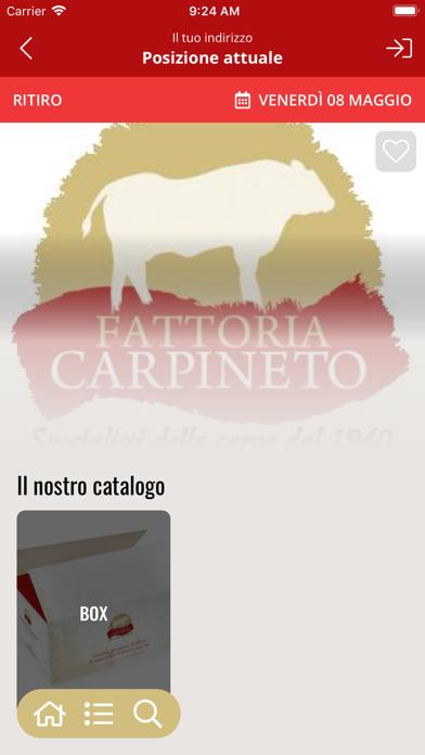 Fattoria Carpineto screenshot 2