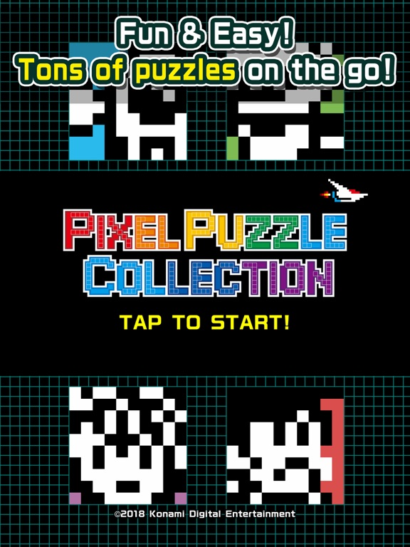 PIXEL PUZZLE COLLECTION screenshot 10