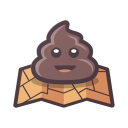Poop Map Pin And Track By Nino Uzelac