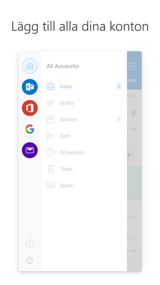Microsoft Outlook på PC