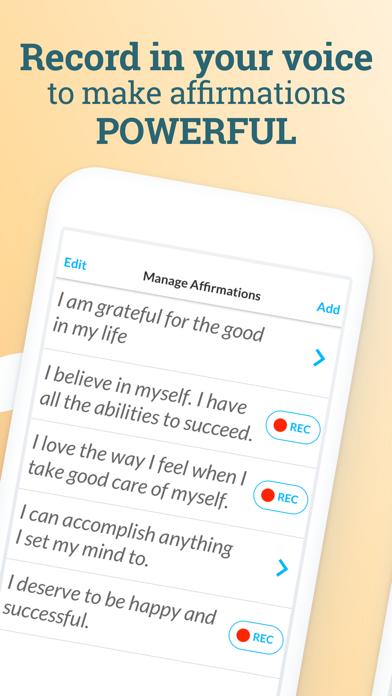ThinkUp: Positive Affirmationsのおすすめ画像3