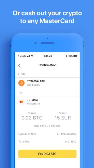Crypterium | Bitcoin Wallet-4