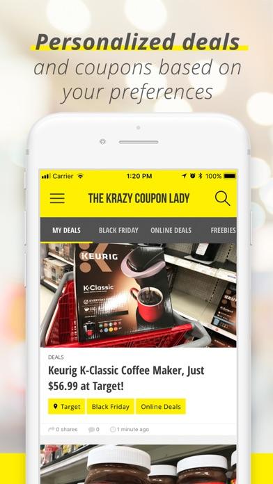 messages.download Krazy Coupon Lady: Shop Deals software