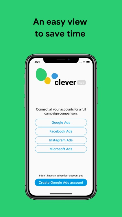 Clever Ads Manager - Marketing