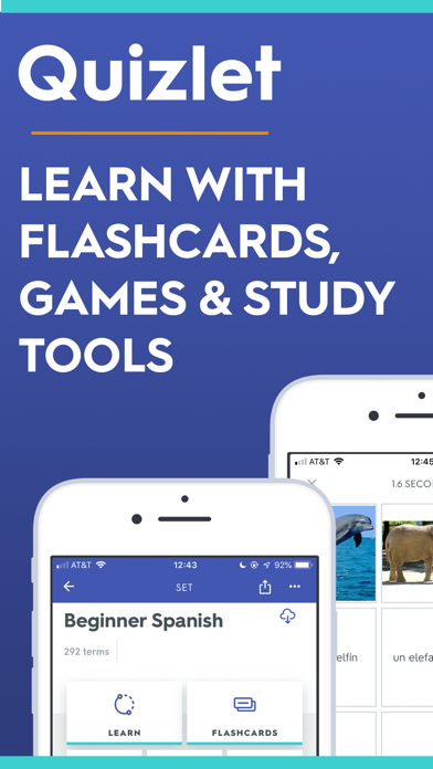 Quizlet Flashcards & Homework for pc