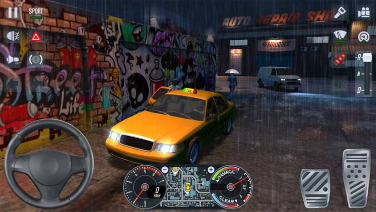 Taxi Sim 2020 screenshot-7