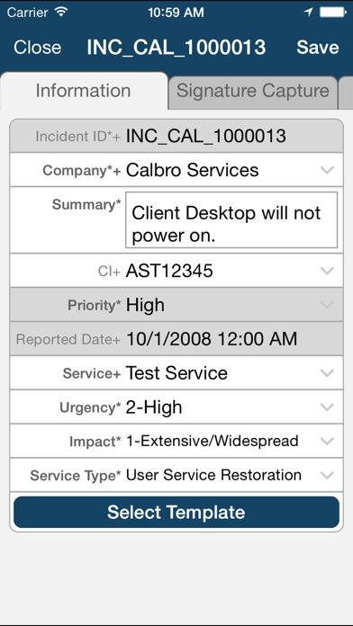 Mobile Reach screenshot four