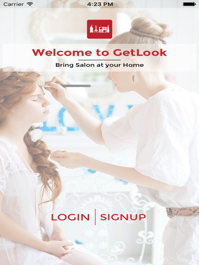 GetLook Beauty Services @ Home on the App Store