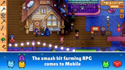 Screenshot for Stardew Valley in Azerbaijan App Store