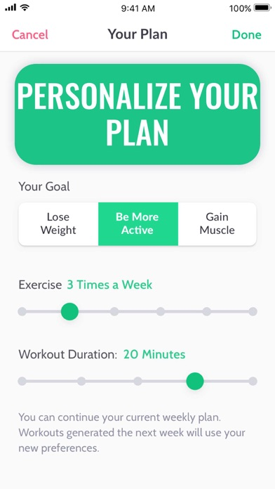 Download 30 Day Fitness for Android
