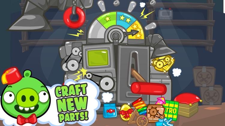 Bad Piggies HD screenshot-3
