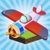 飛行機を合体 - iPhoneアプリ