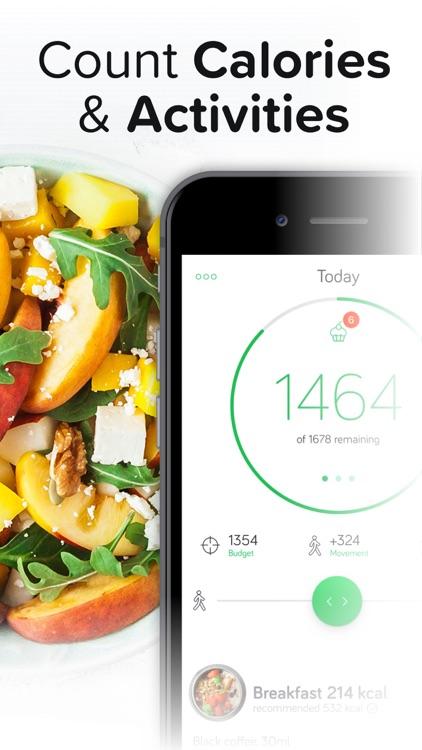 Calorie & Food Counter | Arise