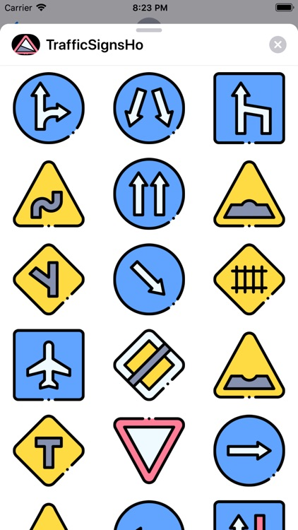 TrafficSignsHo screenshot-1