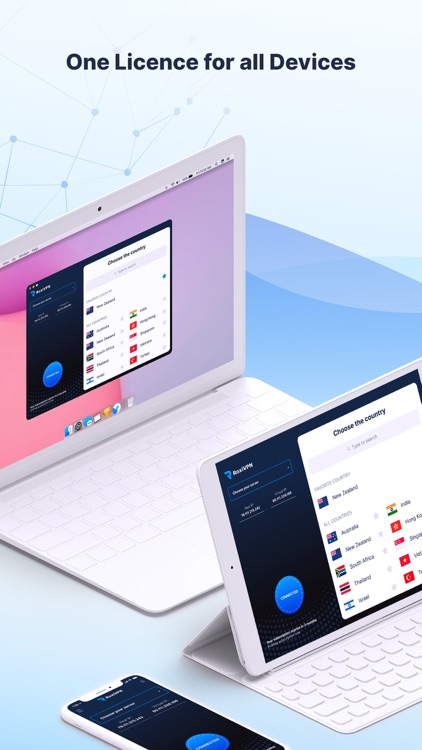 RoxiVPN: Fast & Secure VPN screenshot-3