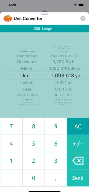 Unit converter & Measurement on the App Store