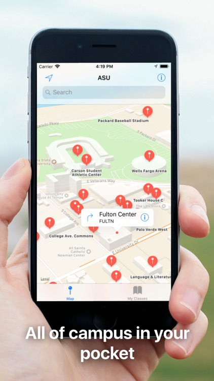 UniversityGO - Campus Maps screenshot-1