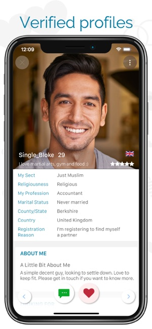 SingleMuslim com on the App Store