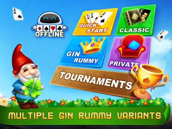 Gin Rummy !! screenshot 7