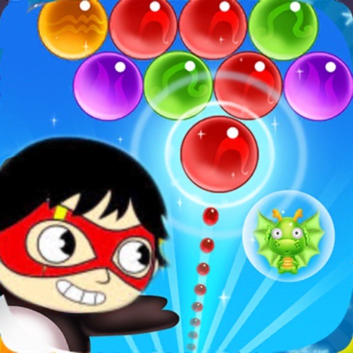 Ryan Bubble : Candy Shooter