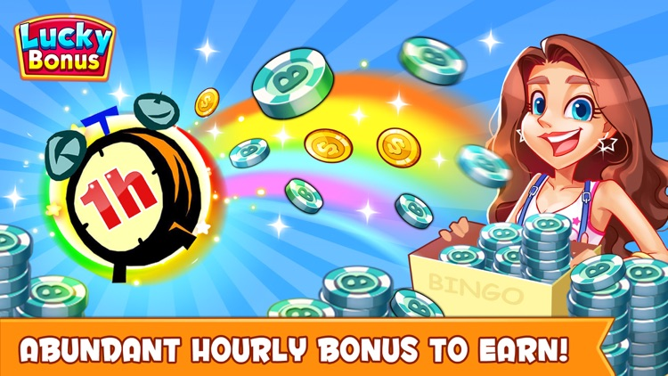 Bingo Holiday - BINGO Games screenshot-3