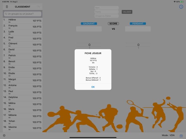 MatchPTS screenshot-4