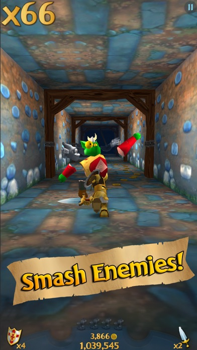 One Epic Knight screenshot four
