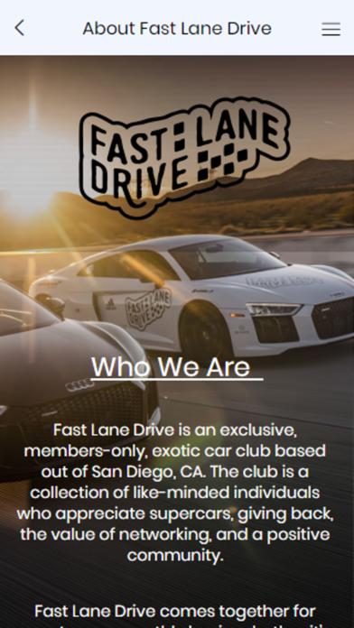 点击获取Fast Lane Drive