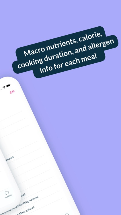 Foodjo Healthy Meal Suggestion screenshot-6