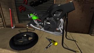 私のモーターバイクを修理して: 3D整備士 LITEのおすすめ画像2
