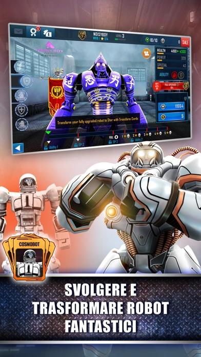 Screenshot of Real Steel World Robot Boxing6