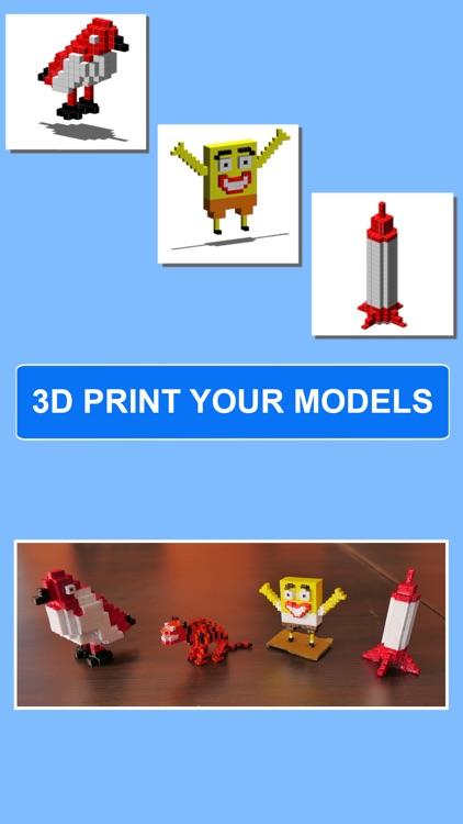 3Draw:Create Block Models