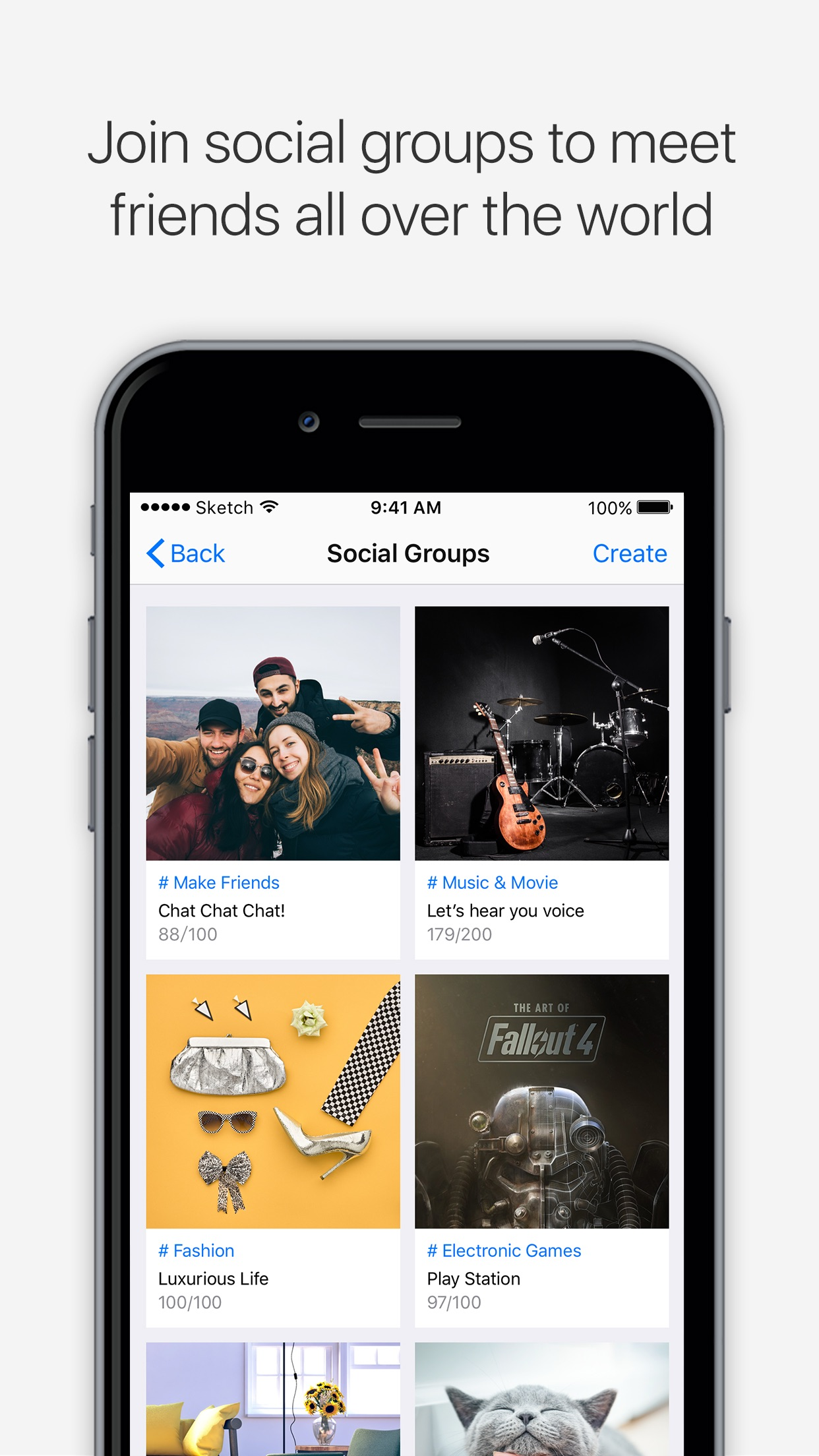 SOMA Messenger Screenshot