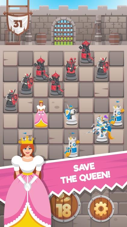 Knight Saves Queen screenshot-3