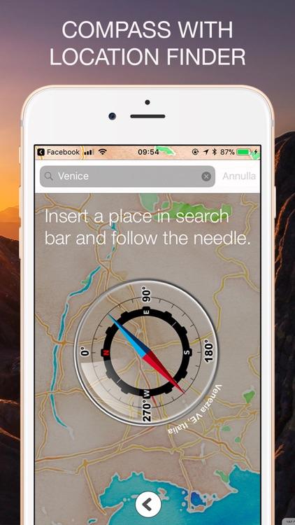 Altimeter GPS with barometer