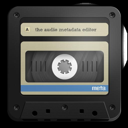 Meta – music tag editor for Mac
