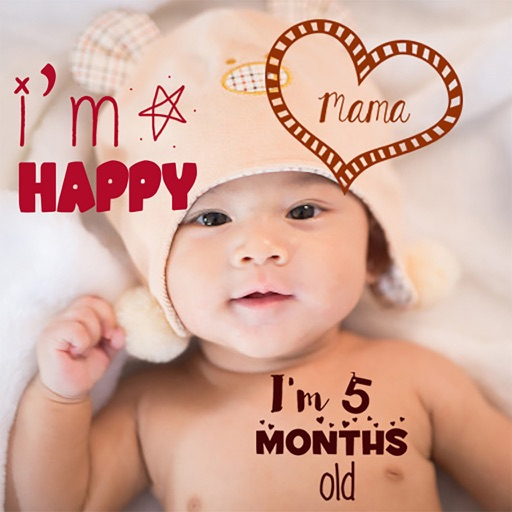 Baby Story Pics Snap Art Photo