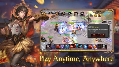Conquer Online Ⅱ free Points hack