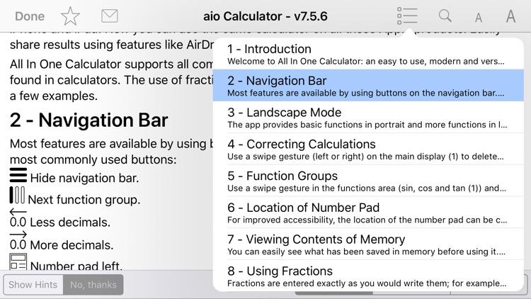 All In One Calculator screenshot-5