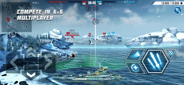 How to hack Pacific Warships: War Shooter for ios free