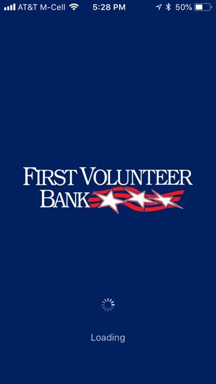 First Volunteer Credit Card