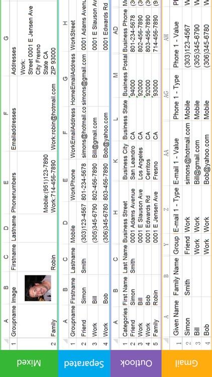 SA Contacts screenshot-4
