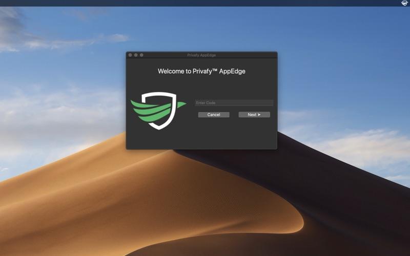 Privafy AppEdge for Mac