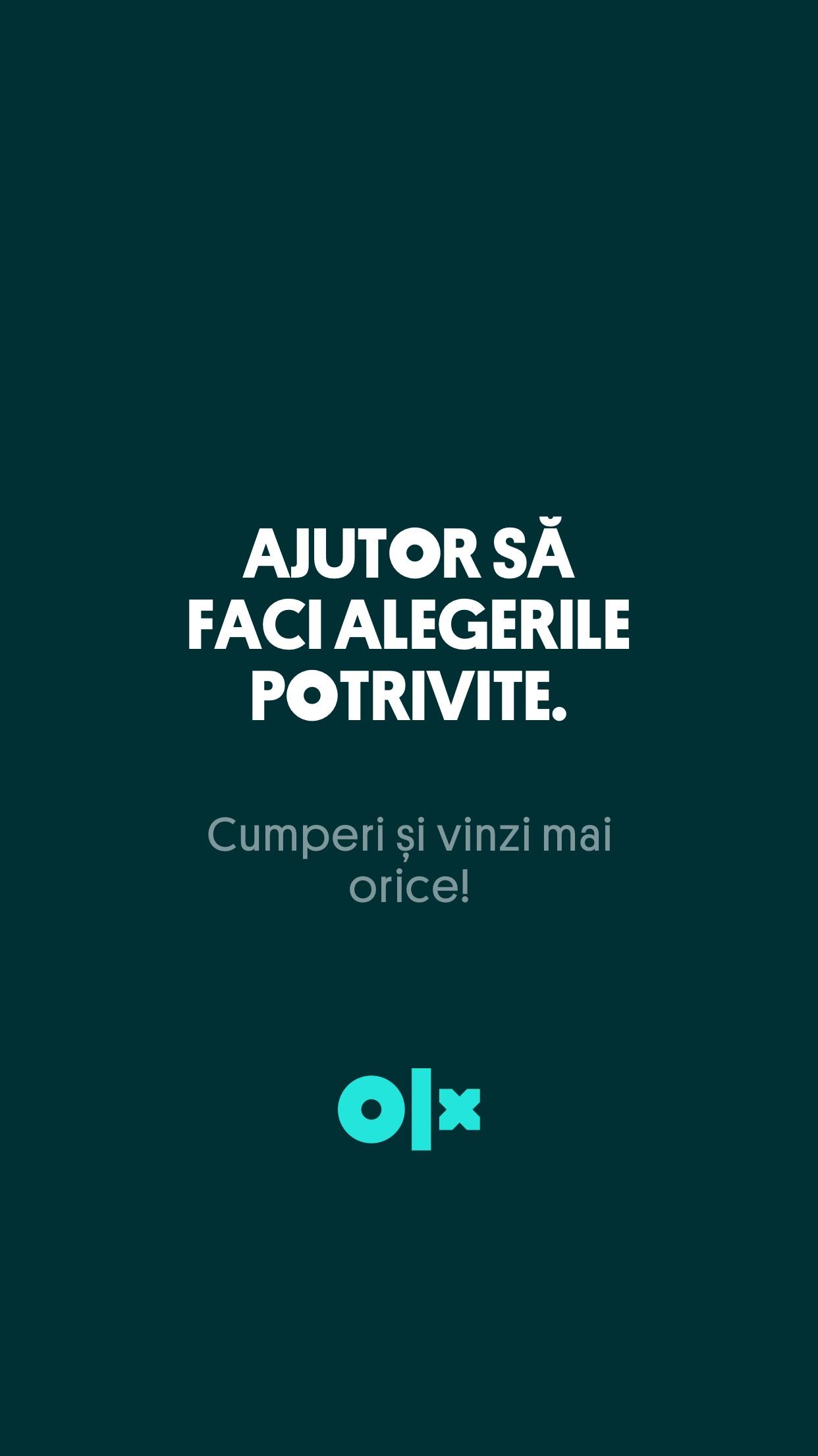 OLX.ro Screenshot