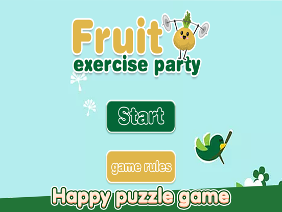 Screenshot #5 pour Fruit Exercise Party