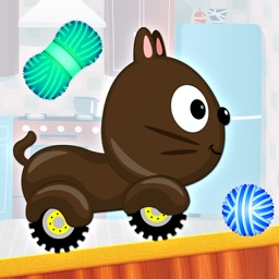 Beepzz Cats - Kids car racing