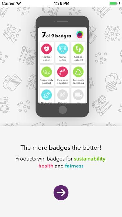 Giki Badges screenshot one