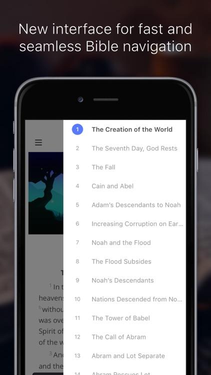 Glo Bible screenshot-4