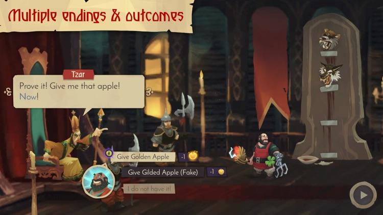 Yaga The Roleplaying Folktale screenshot-3