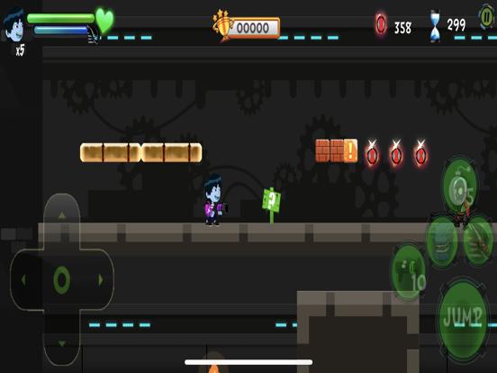 Super Hero Boy VS Aliens screenshot 5